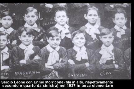 Ennio Morricone & Sergio Leone
