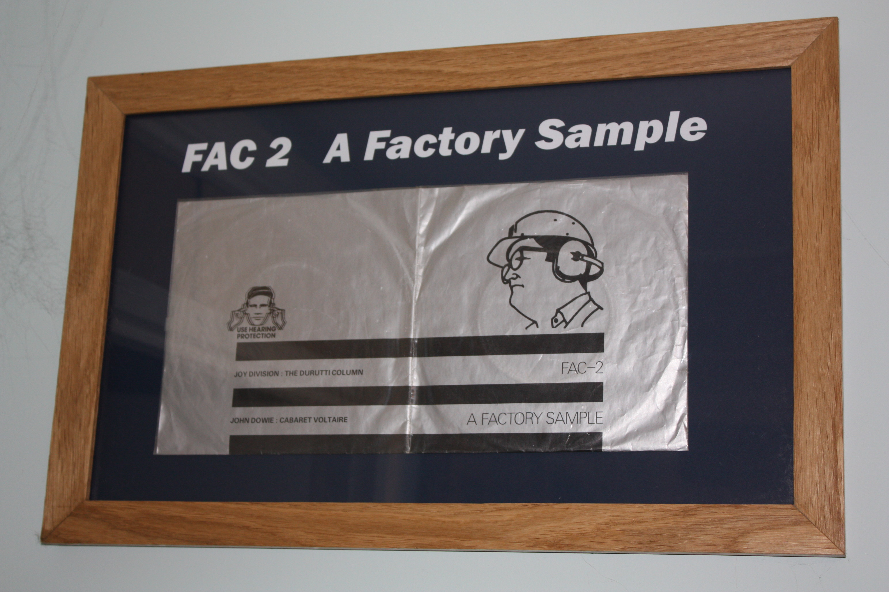 A Factory Sample