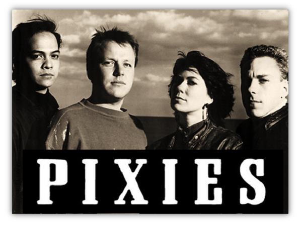 Pixies photo
