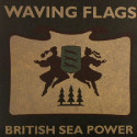 British Sea Power Waving Flags