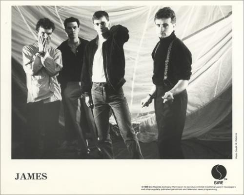 James photo