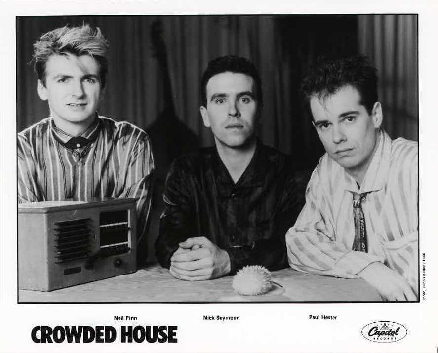 Crowded House photo