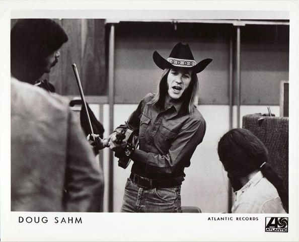 Doug Sahm photo