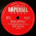 Fats Domino Blue Monday