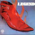 Legend Red Boot