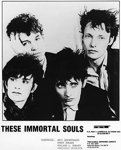 These Immortal Souls photo