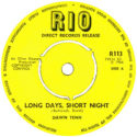 Dawn Penn Long Day Short Night