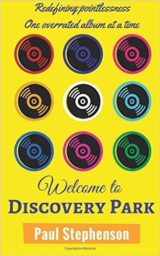 Welcome To Discovery Park book jacket