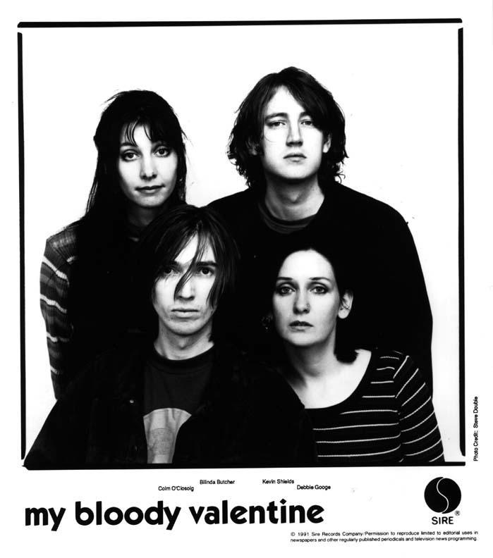 My Bloody Valentine mojo photo 3