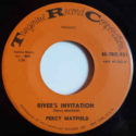 Percy Mayfield River's Invitation