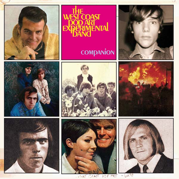 The West Coast Pop Art Experimental Band Companion