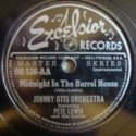 Johnny Otis Orchestra Midnight In The Barrelhouse