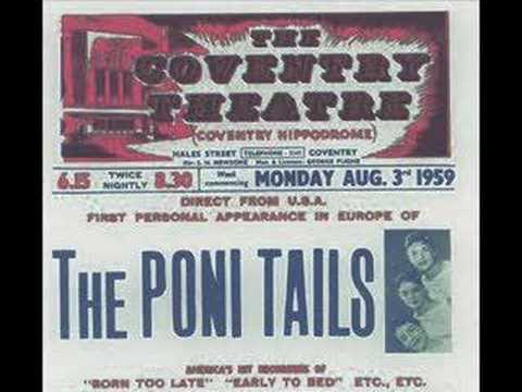 The Poni-Tails poster