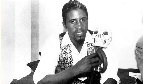 Screamin' Jay Hawkins photo
