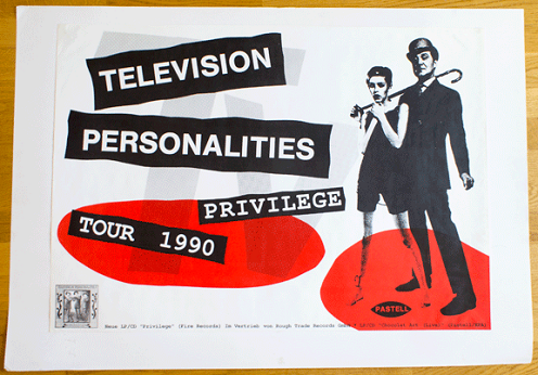 Television Personalities poster
