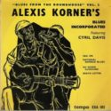 Alexis Korner's Blues Incorporated Blues From The Roundhouse Vol 2