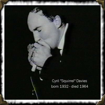 Cyril Davies photo