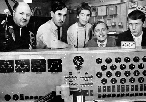 BBC Radiophonic Workshop photo