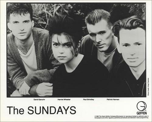 The Sundays photo