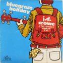 J D Crowe Bluegrass Holiday