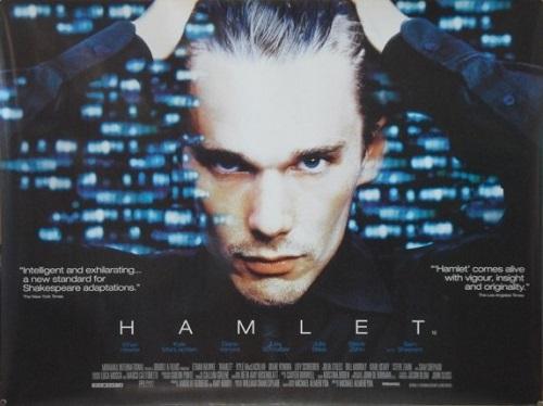 Damian O'Neill Hamlet poster