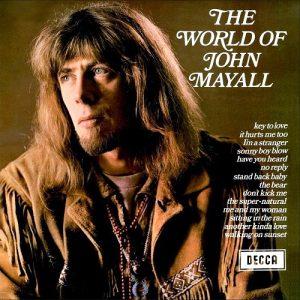 John Mayall The World of John Mayall