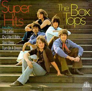The Box Tops Super Hits