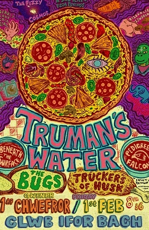 Trumans Water poster