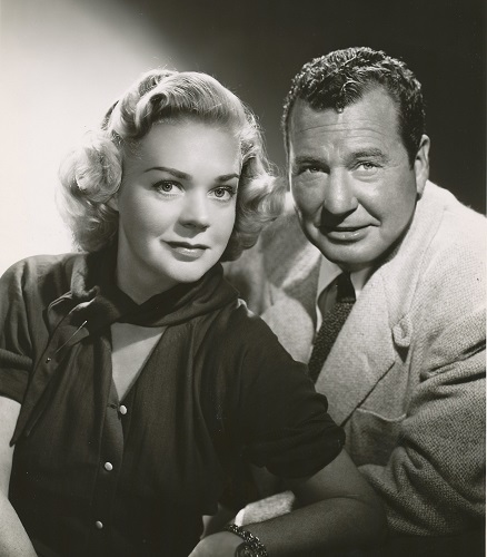 Phil Harris Alice Faye photo