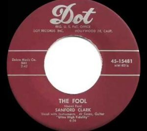 Sanford Clark The Fool
