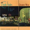 Charlie Haden Quartet West Haunted Heart