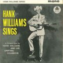 Hank Williams Hank Williams Sings