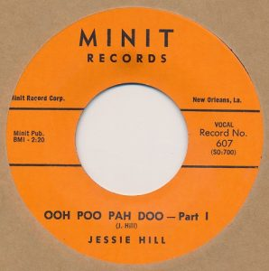 Jessie Hill Ooh Poo Pah Doo