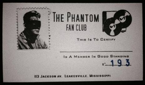 The Phantom Fan Club